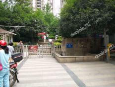 上东锦城A区小区