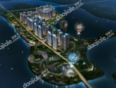 蓝光长岛国际小区
