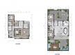 南岸区茶园新区融创长乐雅颂新房2层不带地下室户型图