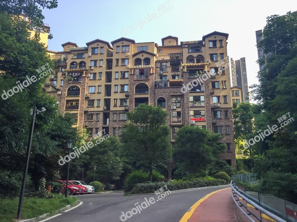 江北区大石坝首创鸿恩国际生活社区小区实景图-2