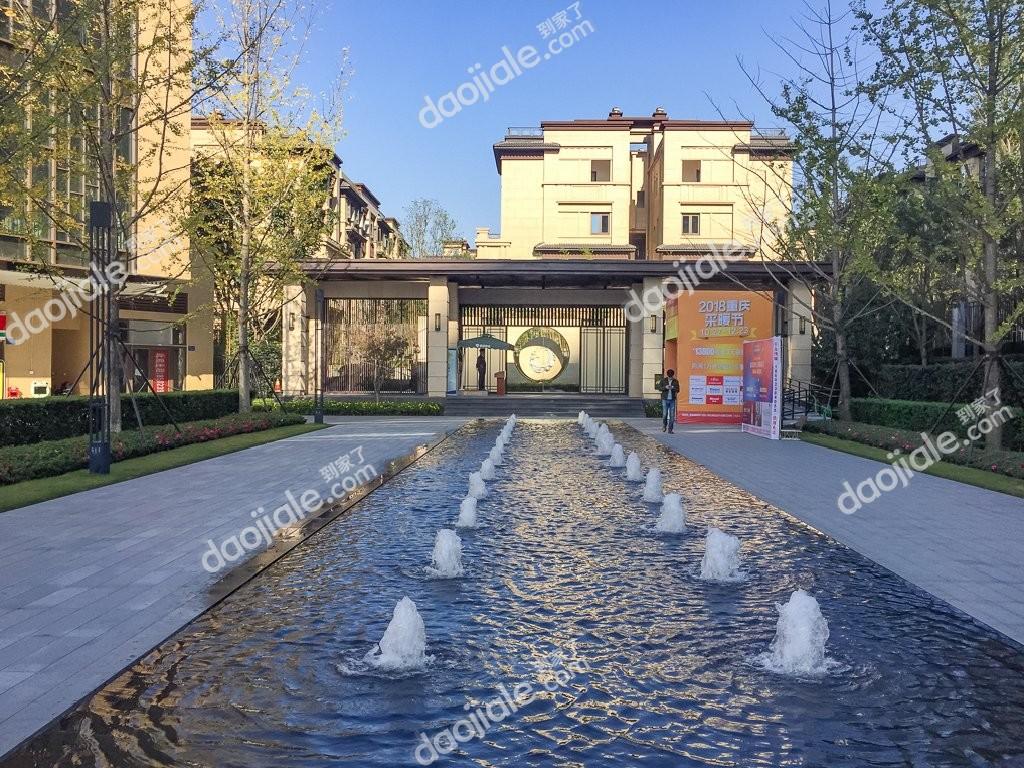 照母山 康桥融府A区两房155万二手房图片图