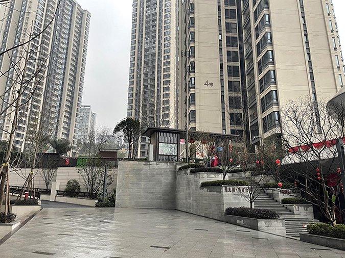 双碑 阳光城翡丽公园三房170万二手房图片图