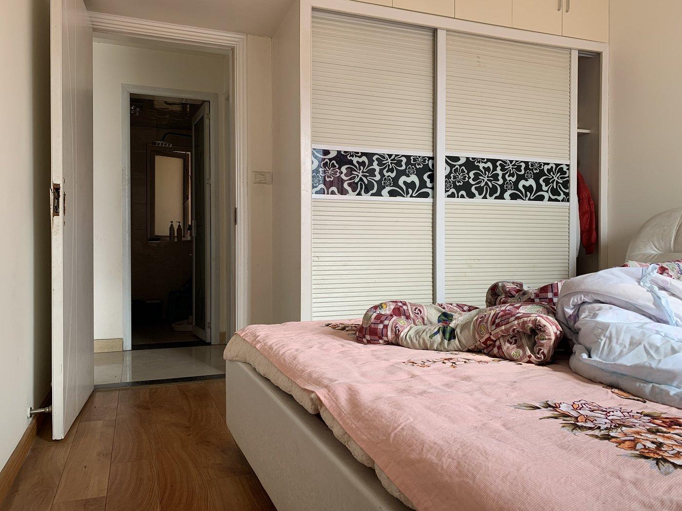 南坪东路 阳光华庭二房97万二手房卧室图