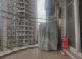 冉家坝 温馨家园两房95万二手房阳台图