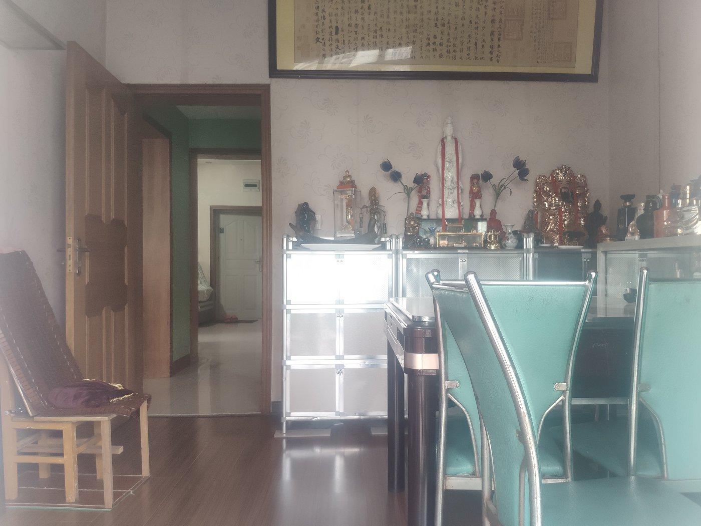 冉家坝 温馨家园两房95万二手房卧室图