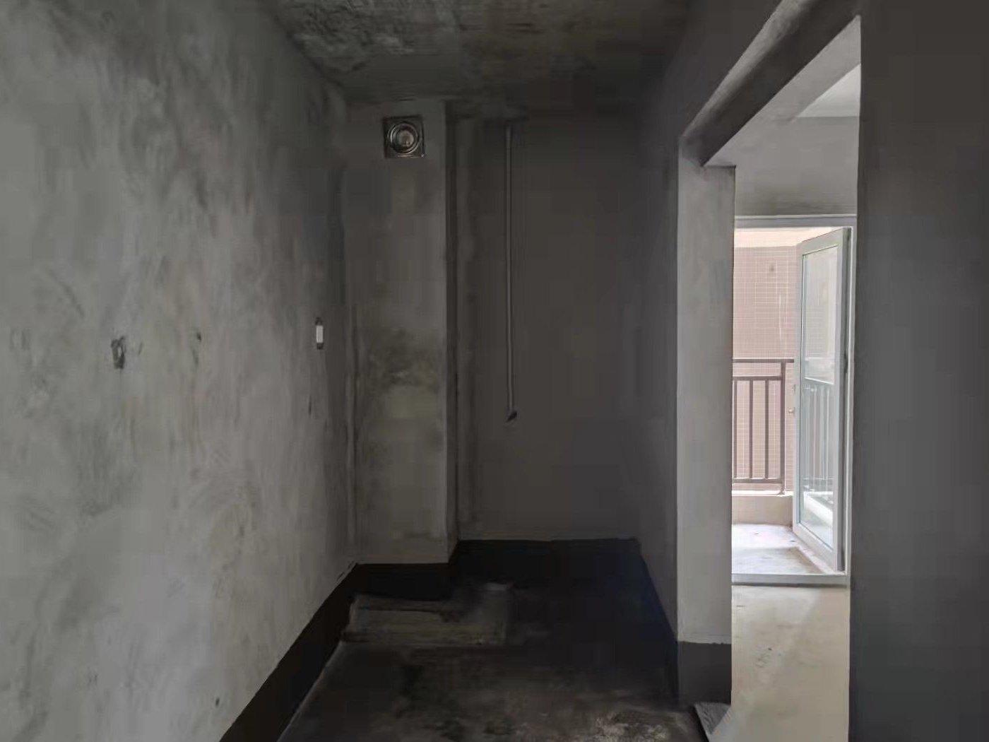 钓鱼嘴半岛 佳兆业滨江新城江城时光三房108万二手房厨房及卫生间图