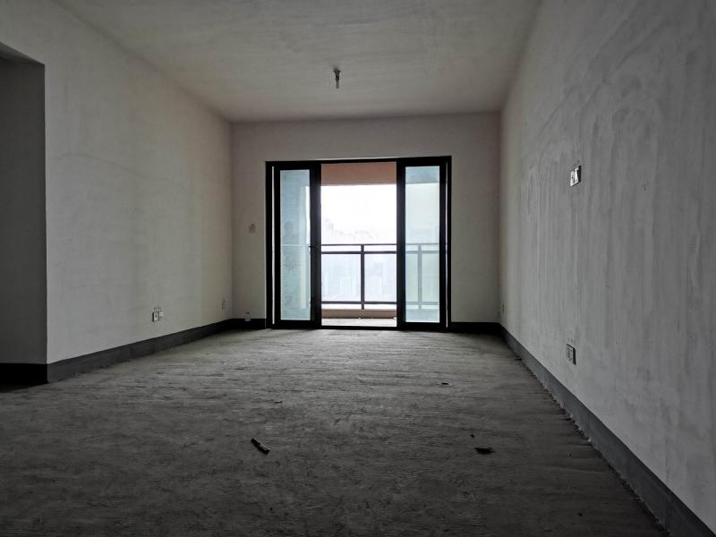 弹子石 长嘉汇一期三房288万二手房客厅图
