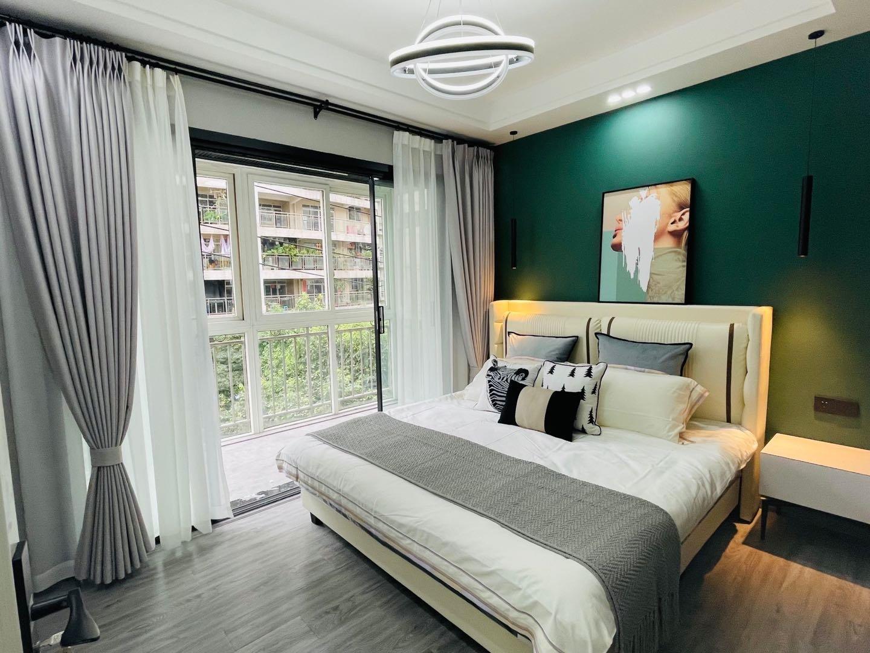 渝北区 渝复丽园2房87万二手房卧室图