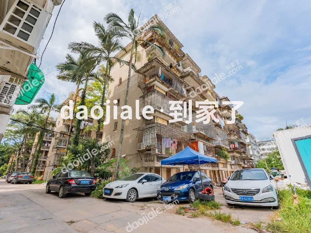 鼓楼区西环江滨福大怡园小区实景图-7