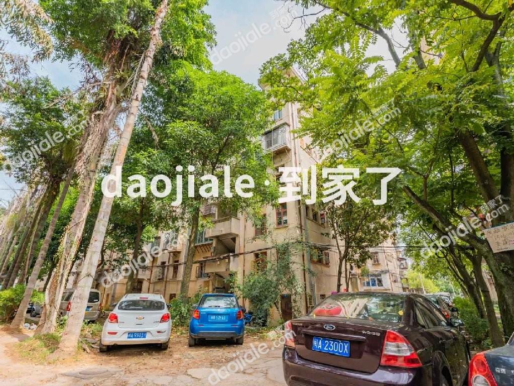 鼓楼区西环江滨福大怡园小区实景图-1