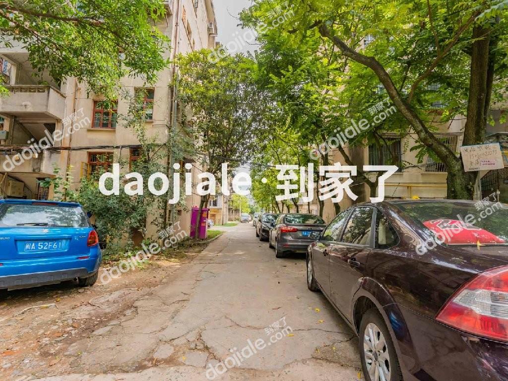 鼓楼区西环江滨福大怡园小区实景图-2