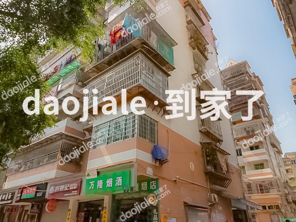 鼓楼区西环江滨万隆花园二期小区配套图-2