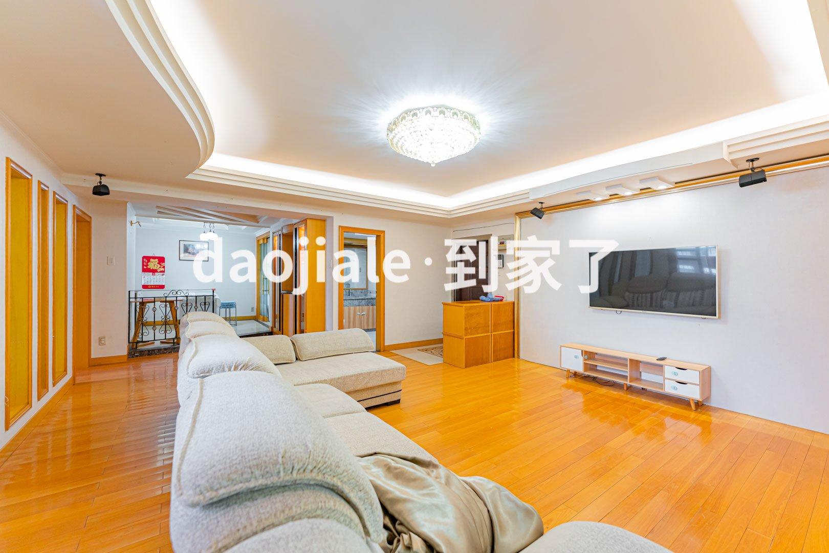 五四温泉 信茂温泉公寓三房498万二手房阳台图