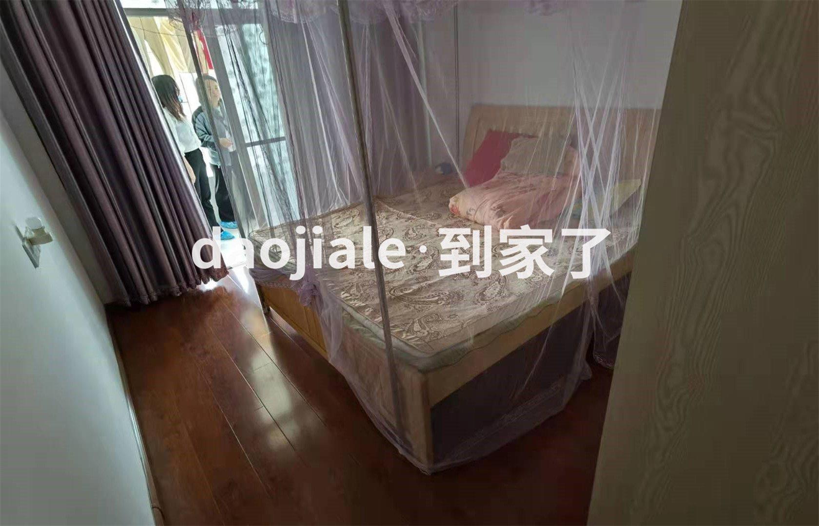 斗门茶园 琴亭小区(琴亭村203号)两房155万二手房卧室图