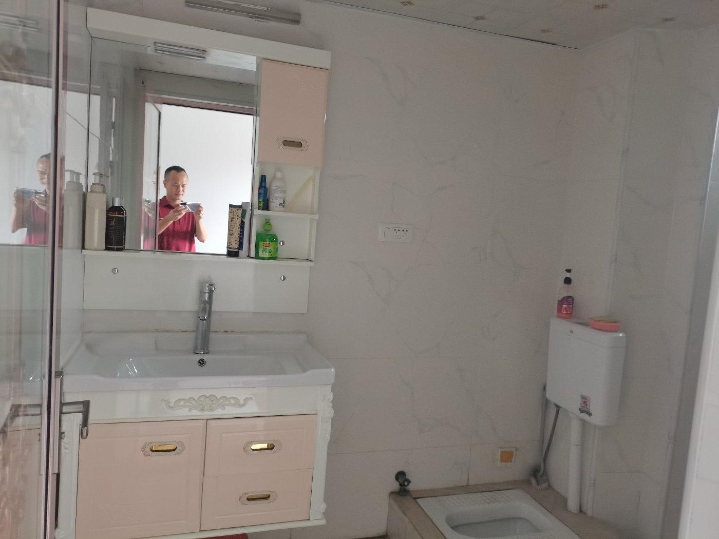 闽侯区 龙旺理想天街3房80万二手房厨房及卫生间图